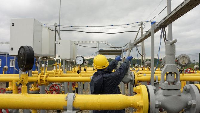 Стрийнафтогаз нарощує видобуток природного газу