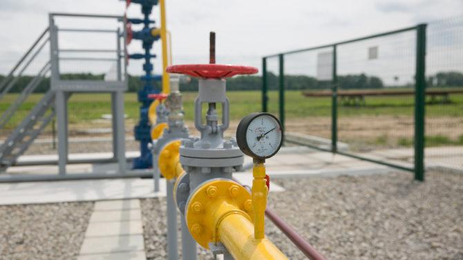 Стрийнафтогаз у січні видобув 4,03 млн.куб.м природного газу